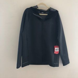 The North Face NWT Grey Upholder Hoodie Jacket XL
